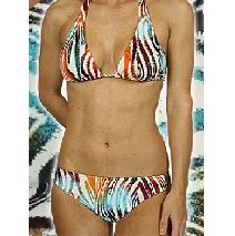 Victorias Secret Animal Print Swimwear