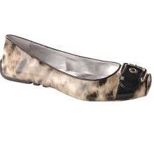 Jessica Simpson Molce (Women's) – Cream/Tan Leopard Patent
