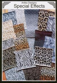 knitting patterns in animal prints