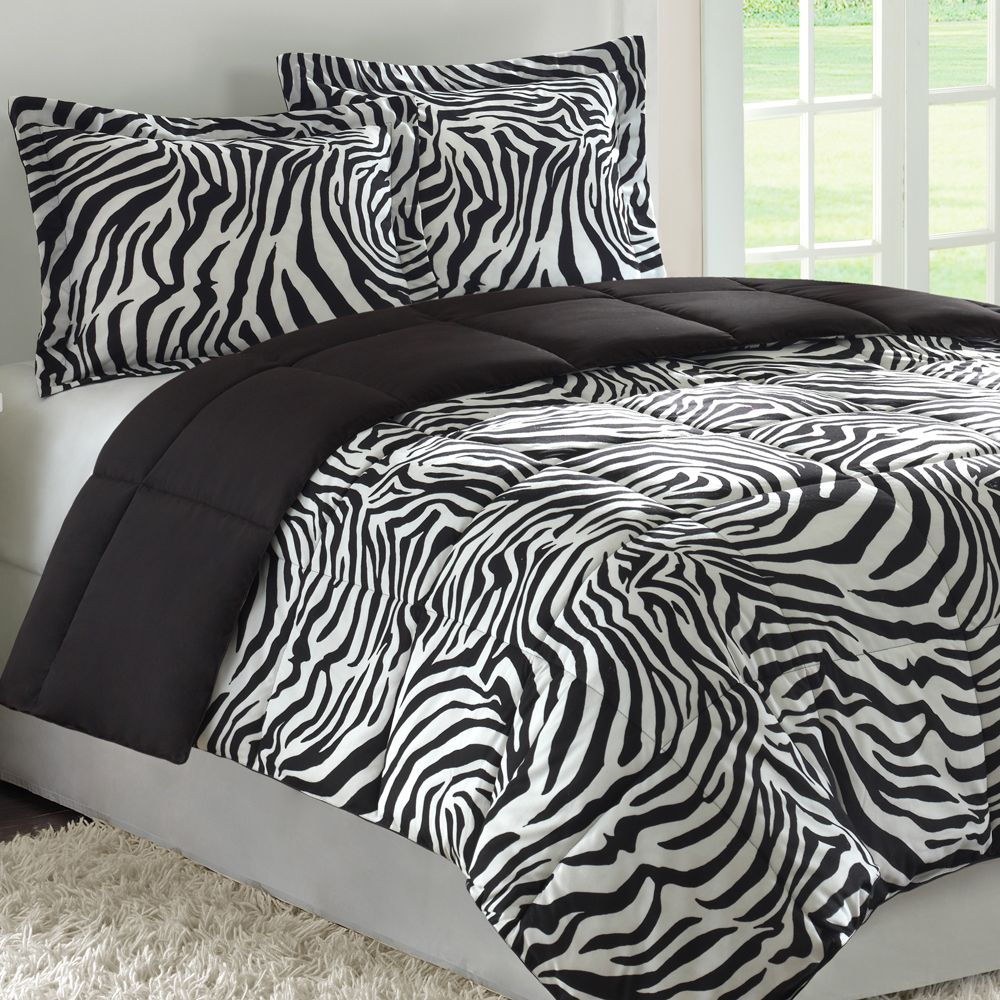 Zebra bedding Zebra print bedding
